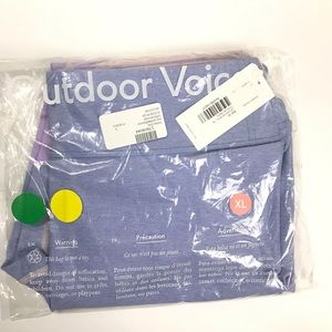 Outdoor Voices Pants - NEW Outdoor Voices 7/8 Springs Leggings XL